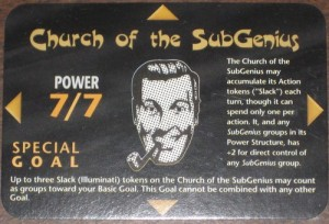 Church of the SubGenius(3)