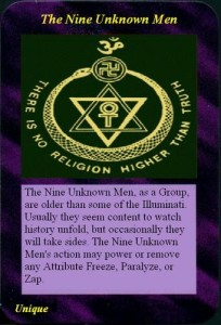 The Nine Unknown Men