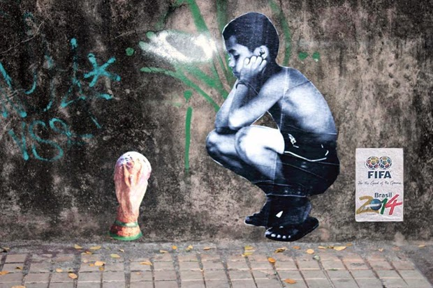 Brazilian Anti-Fifa Street Art Expresses Outrage Over World Cup (3)