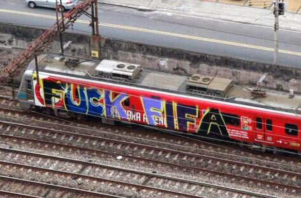 Brazilian Anti-Fifa Street Art Expresses Outrage Over World Cup (5)